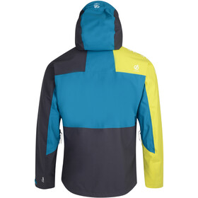 Dare 2b Ultimate Peak Chaqueta Hombre, ocean depths/ebony grey